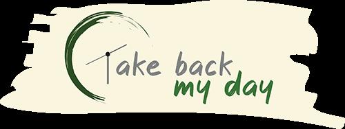 Take back my day logo